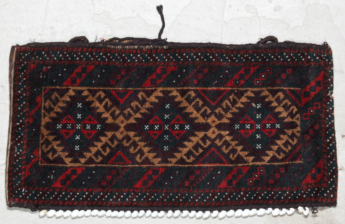 3 Old Afghan Small Rugs - 4