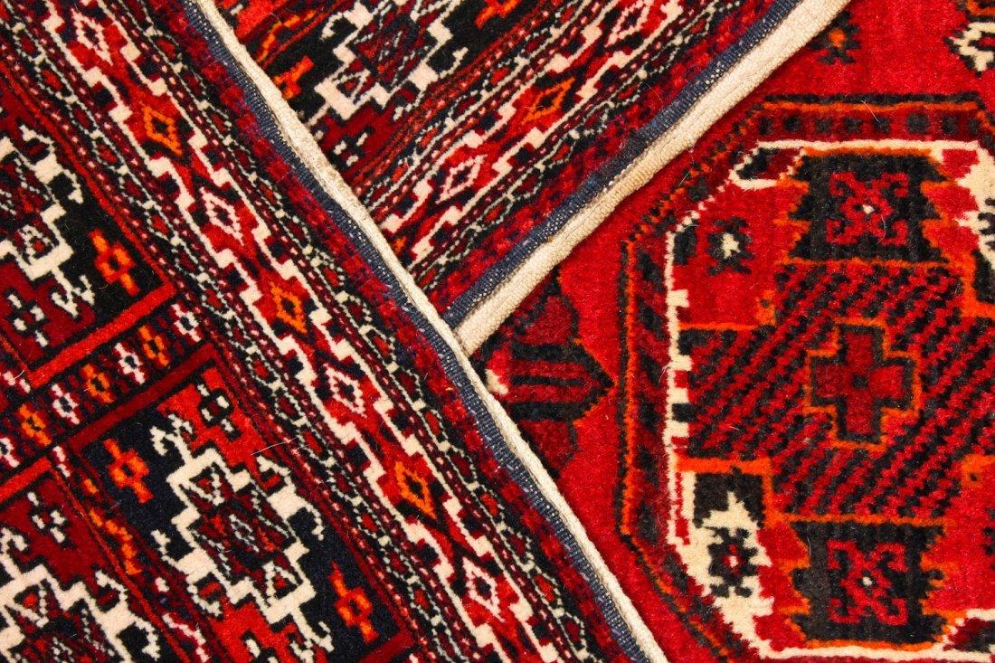 5 Old Turkmen Torba Trappings - 4