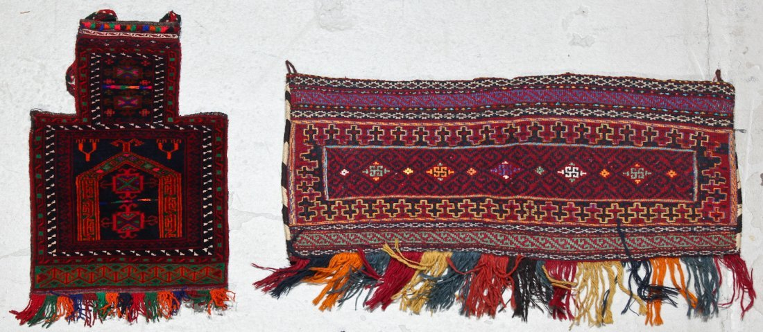 5 Vintage Central Asian Trappings - 2