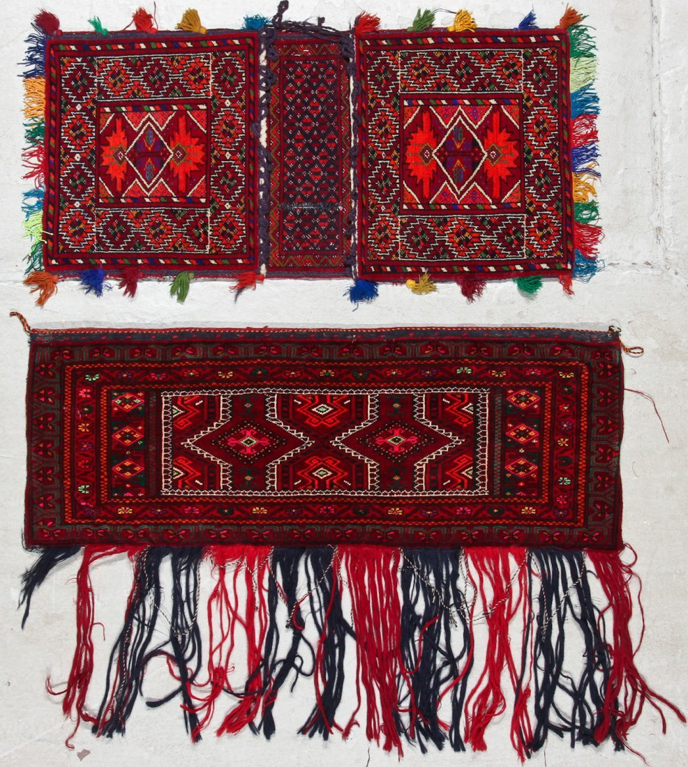 5 Vintage Central Asian Trappings - 3