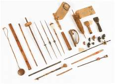 Study Group of Primitive Implements