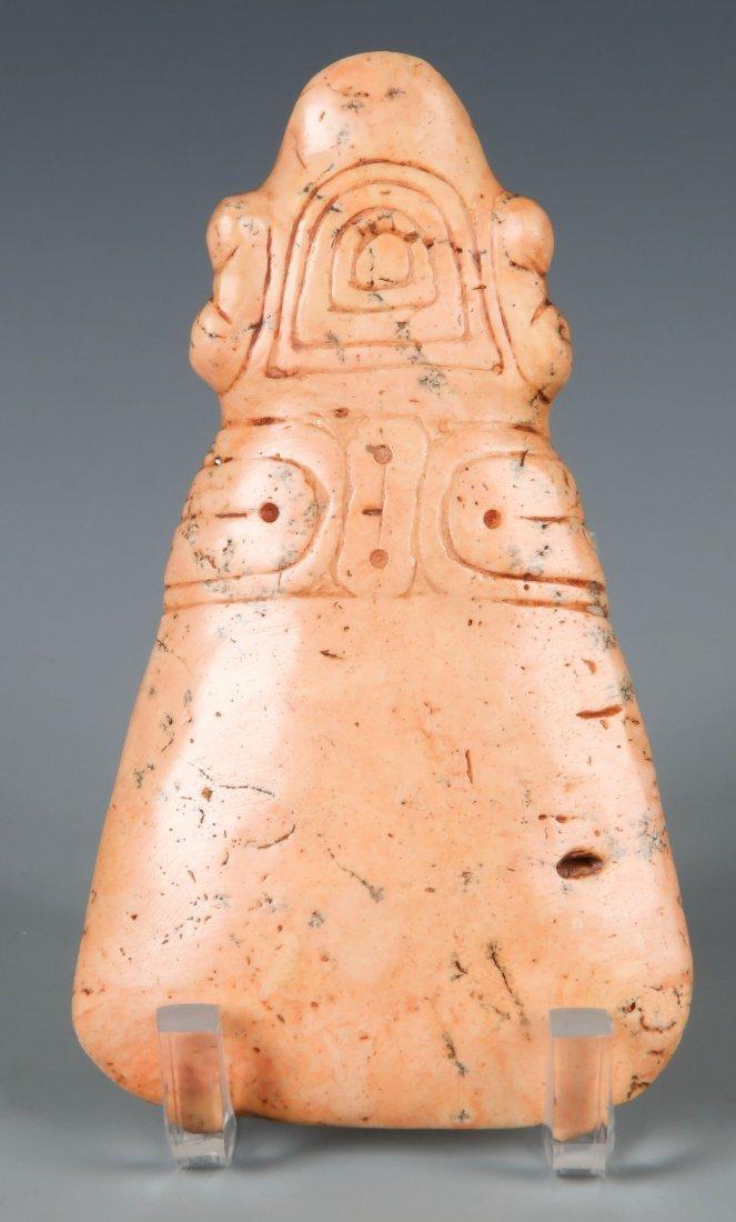 Taino Ax-Man Form (1000-1500 CE) - 2