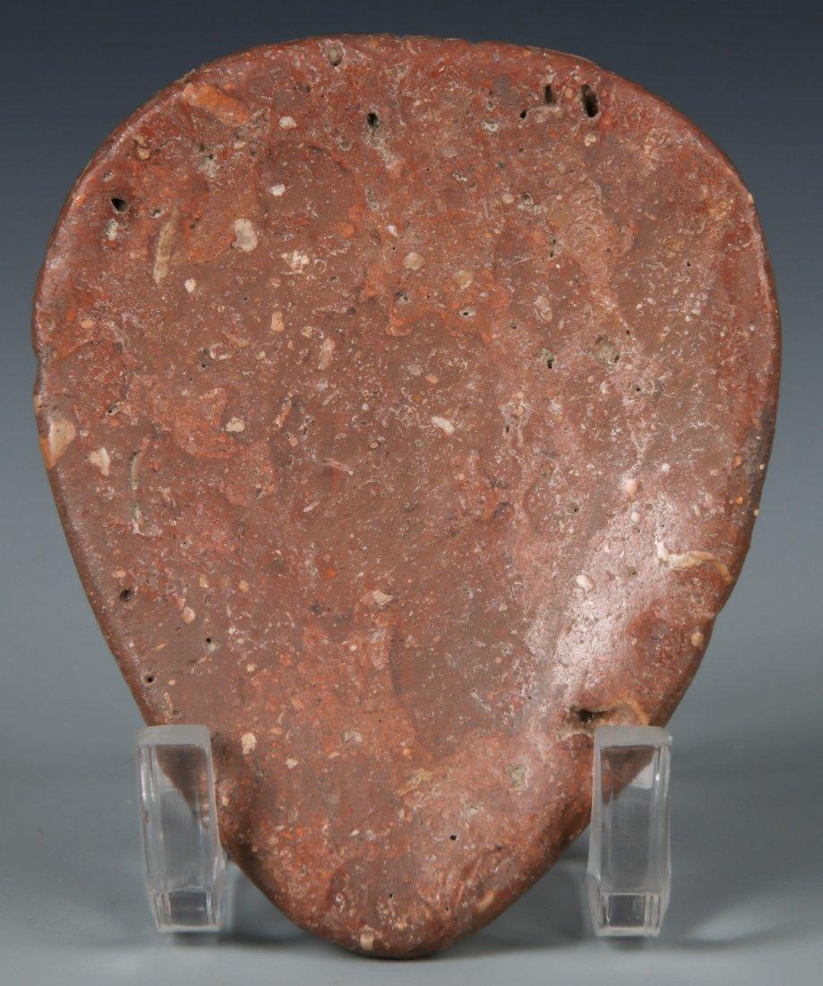 Taino Ancestral Mask Head  (1000-1500 CE) - 2