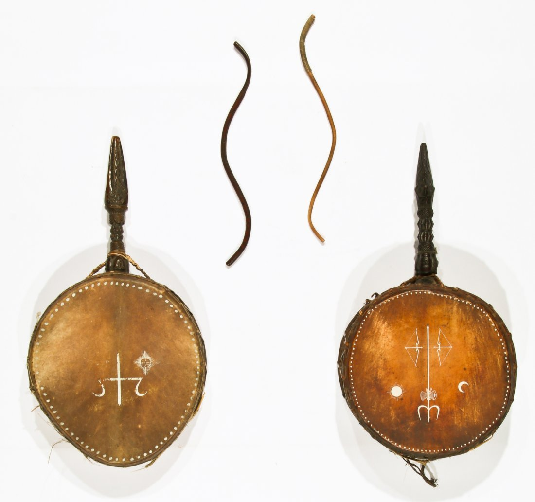 2 Nepali Shamantic Drums