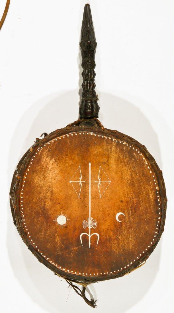 2 Nepali Shamantic Drums - 8