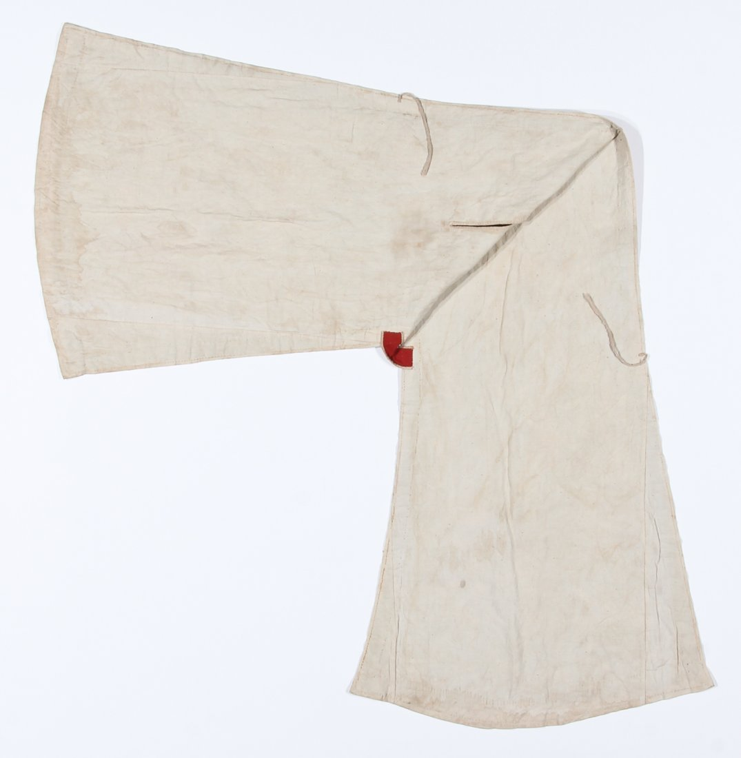 Antique Embroidered Yao Priest's Robe - 5