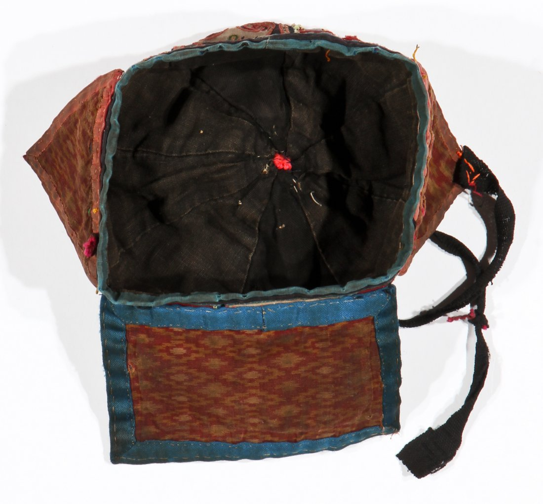 Yao Child's Hat and Priest's Accouterments (6), North - 9