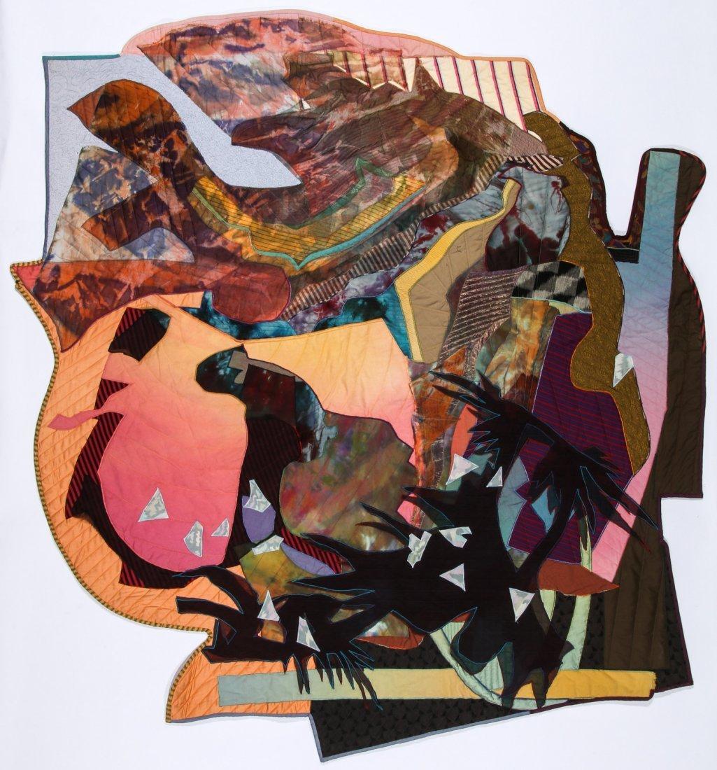 Kathleen O'Connor (Putney, VT) Art Quilt