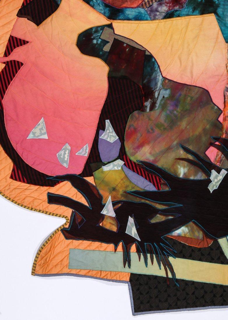 Kathleen O'Connor (Putney, VT) Art Quilt - 2
