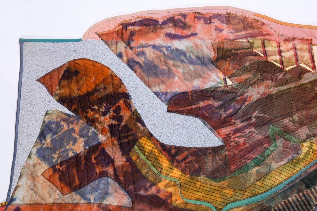 Kathleen O'Connor (Putney, VT) Art Quilt - 3