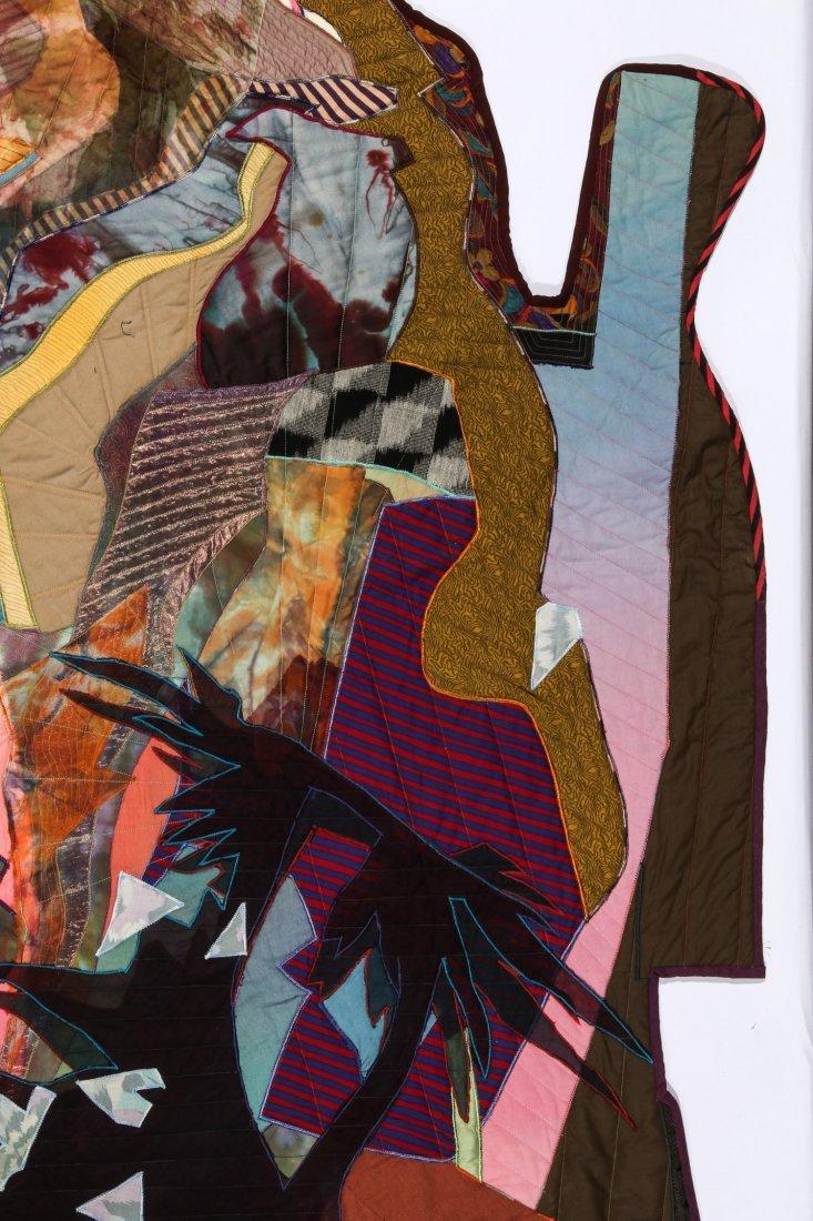 Kathleen O'Connor (Putney, VT) Art Quilt - 4