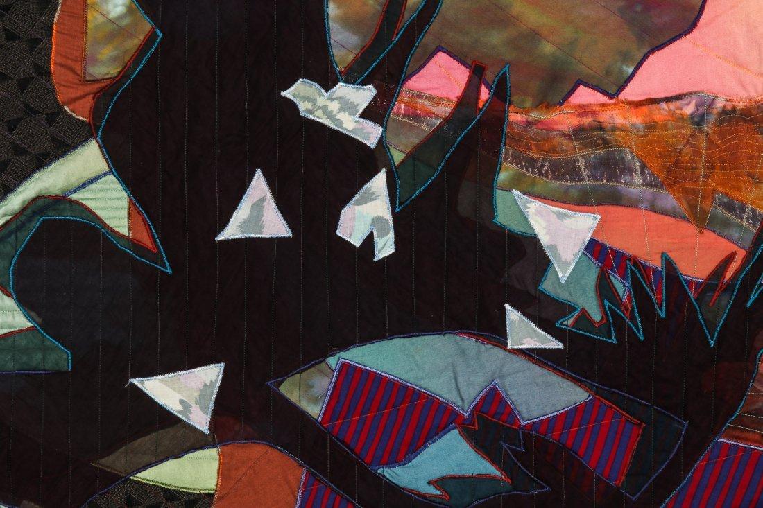 Kathleen O'Connor (Putney, VT) Art Quilt - 5