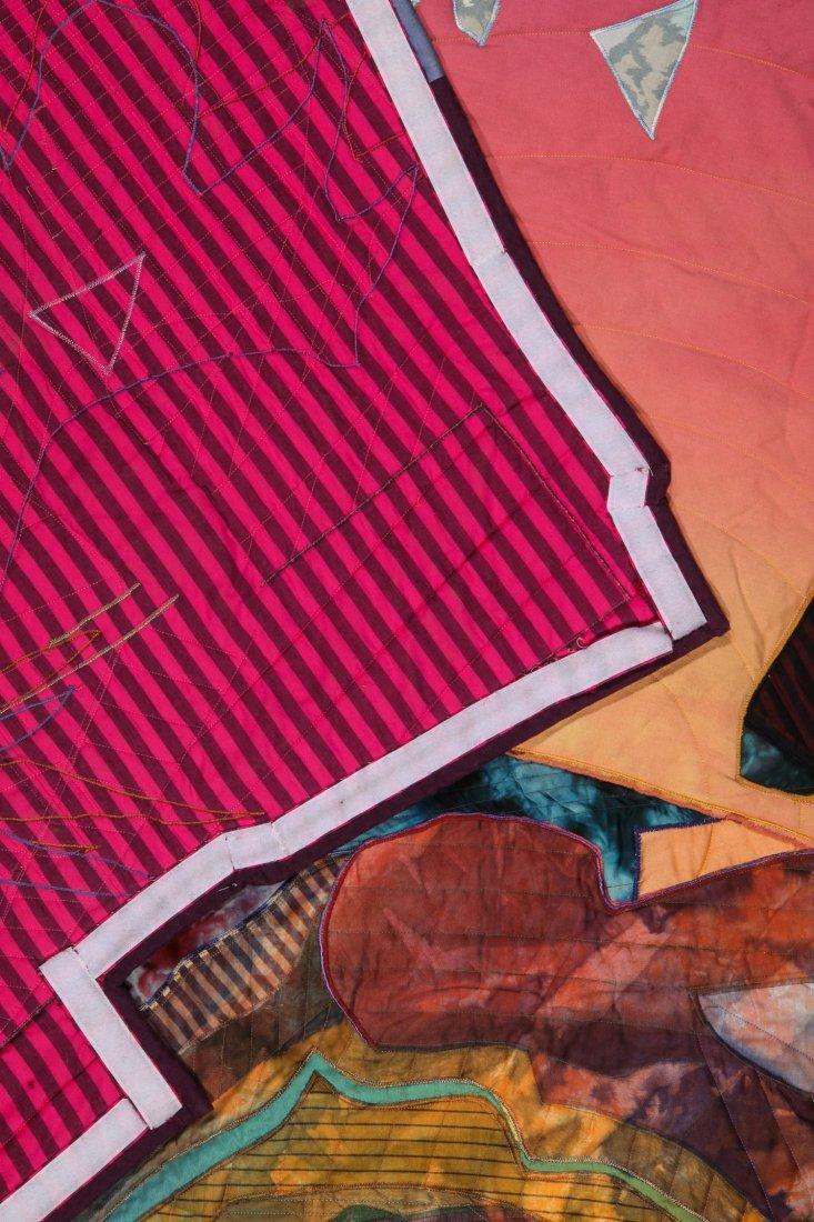 Kathleen O'Connor (Putney, VT) Art Quilt - 6