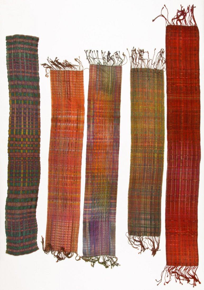 5 Studio Made Randall Darwell Silk Scarves