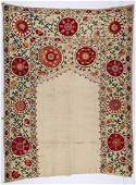 Antique Central Asian Suzani