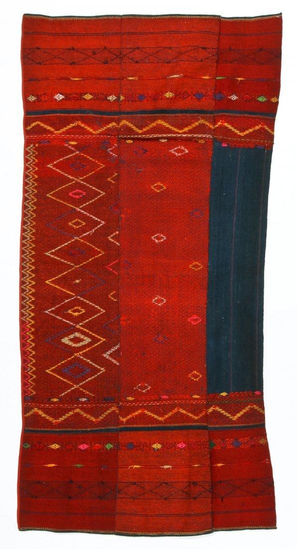 Southeast Asian Skirt Panel - 4