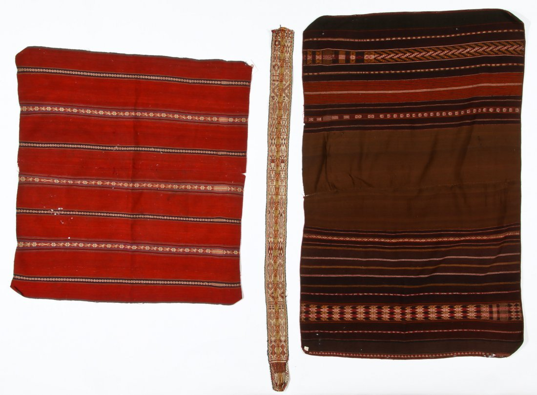 Study Group of South American Textiles - 5