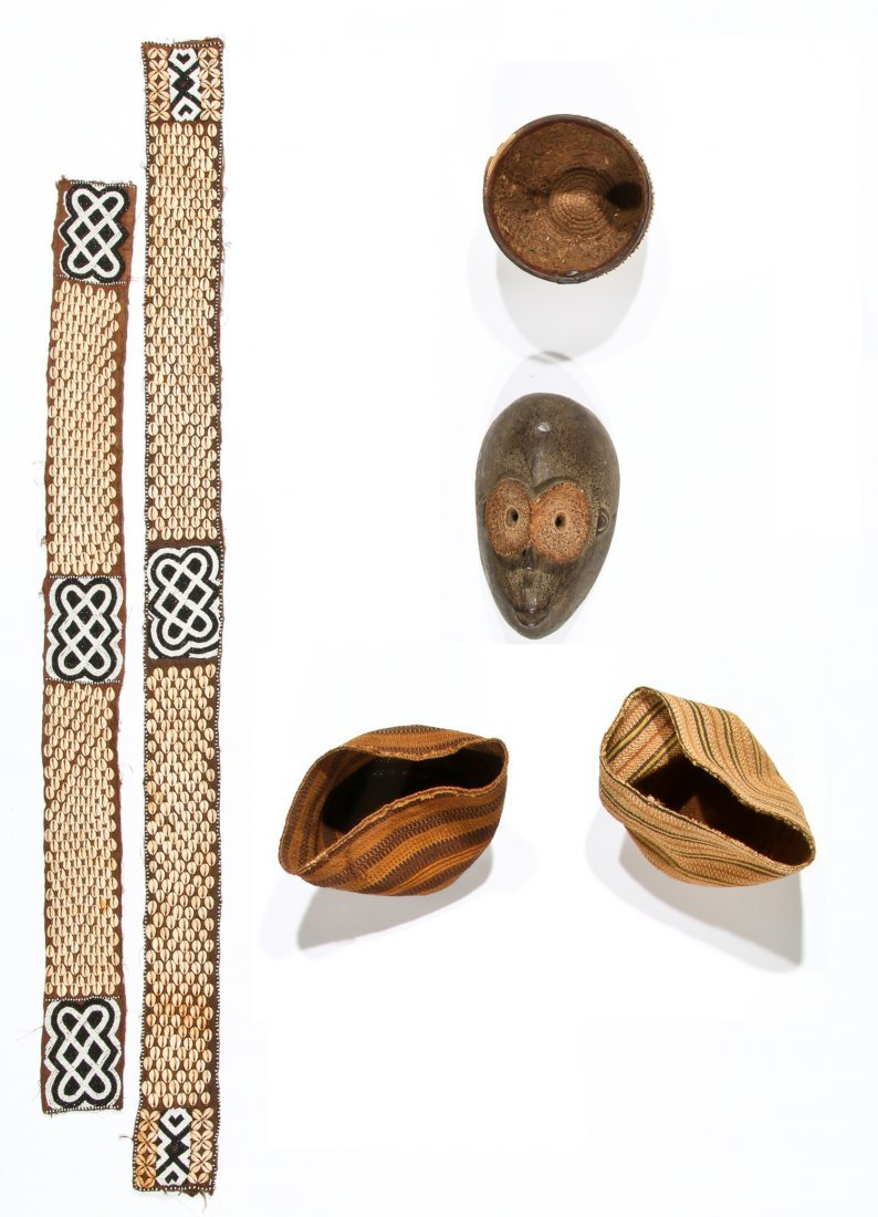 6 African Artifacts