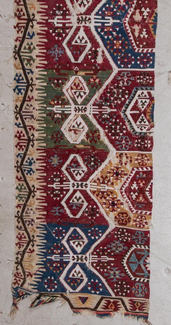Group of Ethnographic Textile Fragments - 5