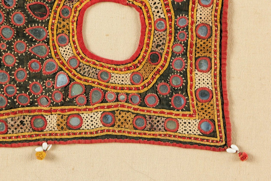 Mounted Sindh Embroidery, India - 3
