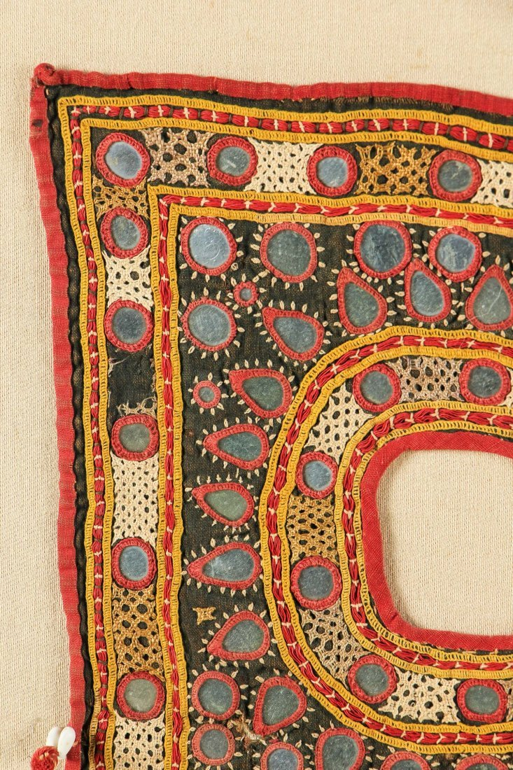 Mounted Sindh Embroidery, India - 4