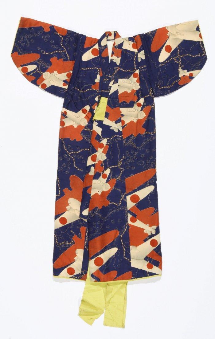 Child's Silk Kimono, Japan, 1930s