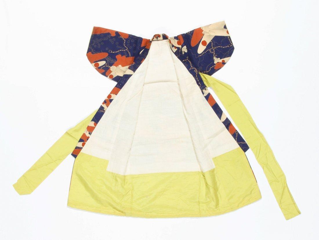 Child's Silk Kimono, Japan, 1930s - 2