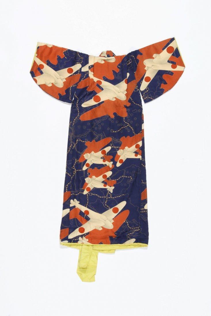 Child's Silk Kimono, Japan, 1930s - 4
