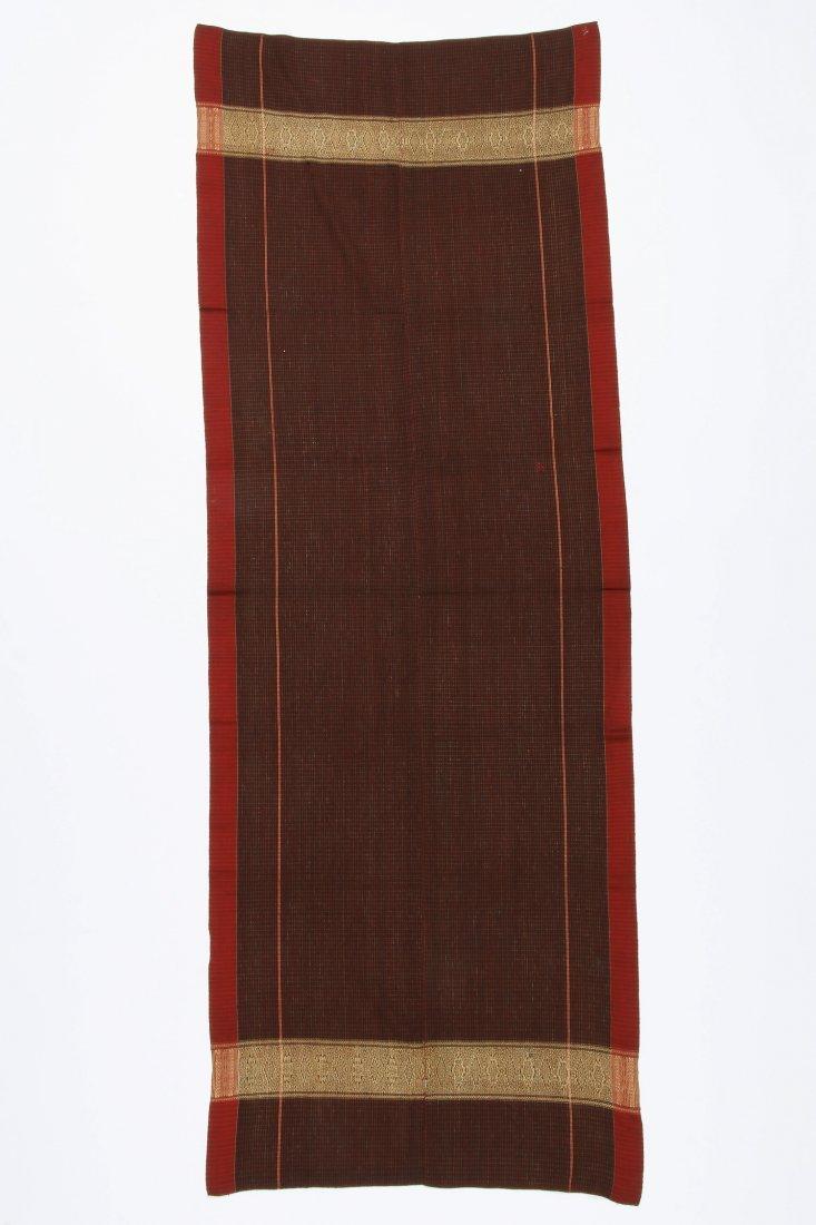 Shoulder Cloth, Minangkabau, Sumatra - 3