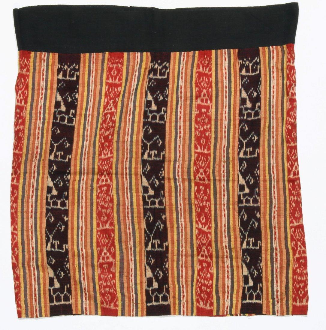 Woman's Tube Skirt, Laos - 3