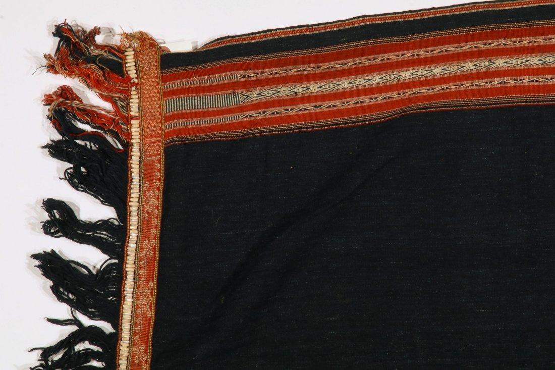 Woman's Skirt, Gai Rai People, Vietnam - 2