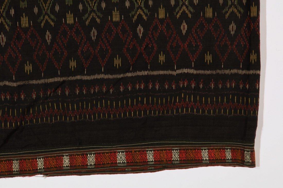 3 Old Lao Textiles, Laos - 4