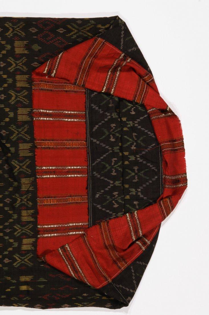 3 Old Lao Textiles, Laos - 6