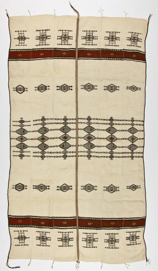 Antique Fulani Wedding Blanket, Peul People, Mali