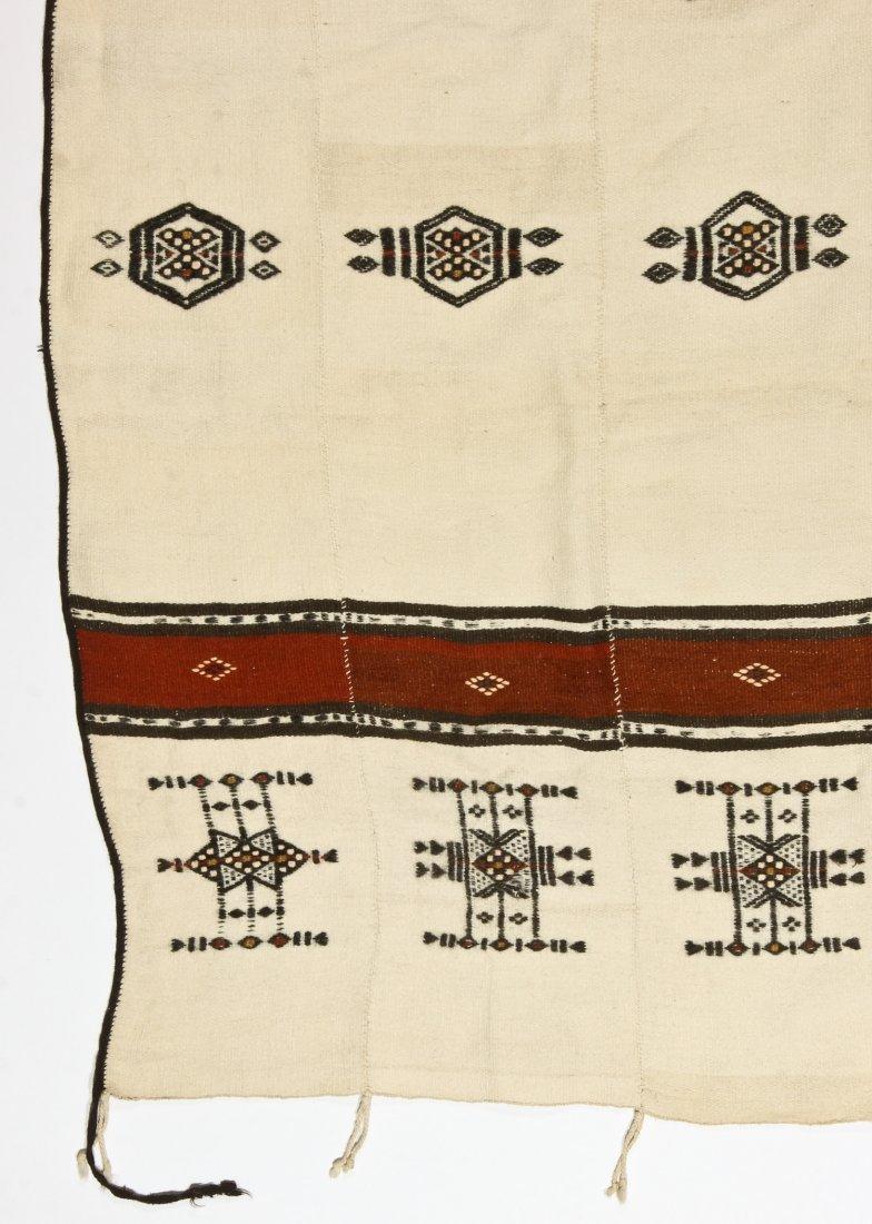 Antique Fulani Wedding Blanket, Peul People, Mali - 2