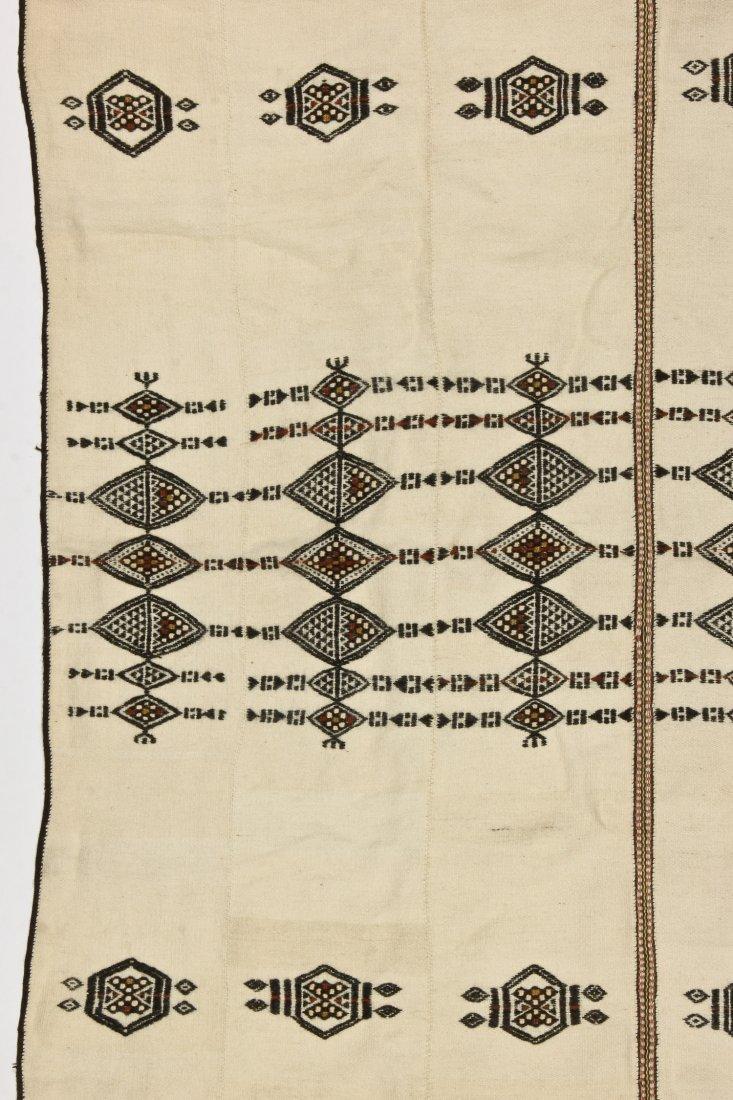 Antique Fulani Wedding Blanket, Peul People, Mali - 3