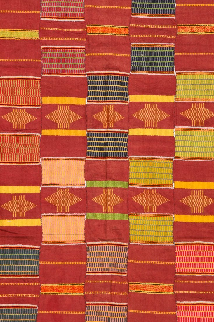 Old Ewe Cloth:  65'' x 99'' - 3