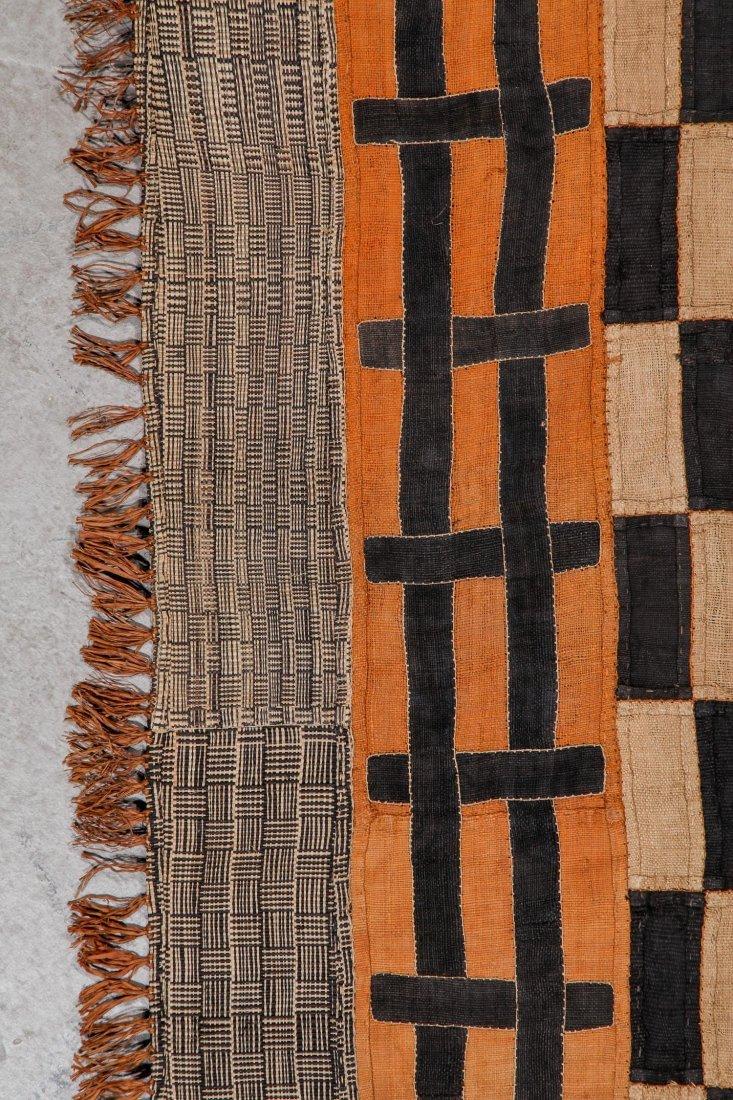 Old Kuba Raffia Textile, DRC - 2