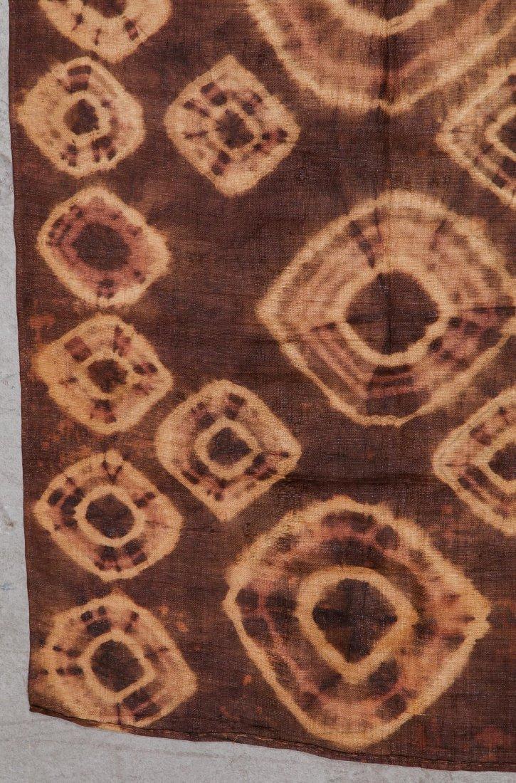 2 Old Kuba Raffia Textiles, DRC - 2