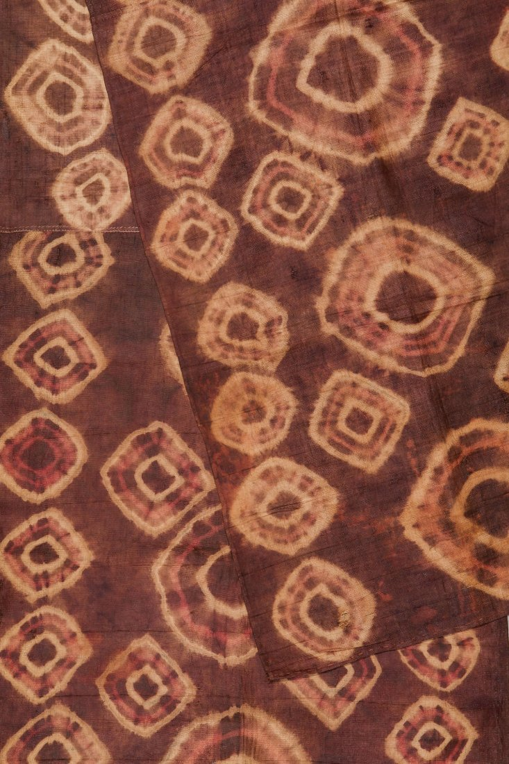 2 Old Kuba Raffia Textiles, DRC - 4