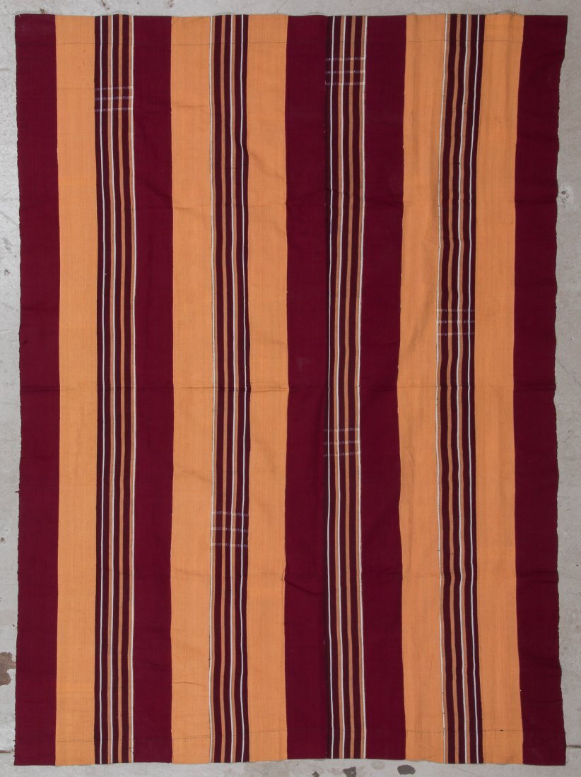 5 Vintage African Textiles - 6