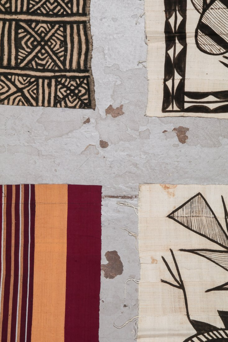 5 Vintage African Textiles - 7