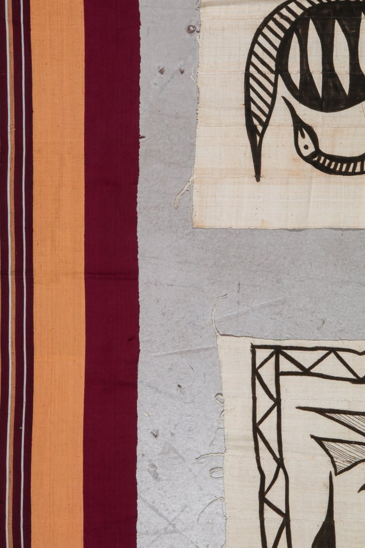 5 Vintage African Textiles - 8