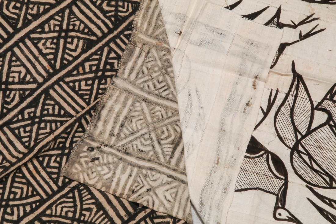 5 Vintage African Textiles - 9