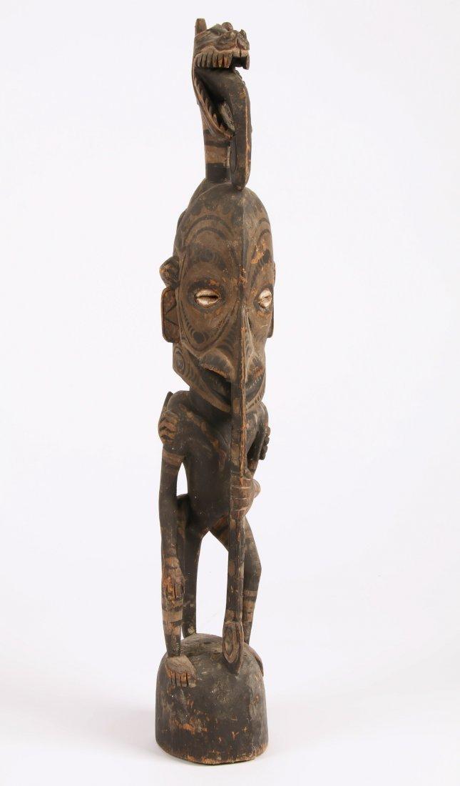 PNG Iatmul Figural Carving