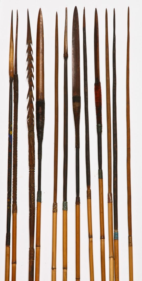 Papua New Guinea Bow and Arrows - 2