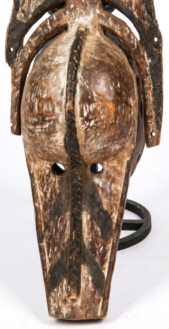 Bobo Nwenka African Plank Mask - 2