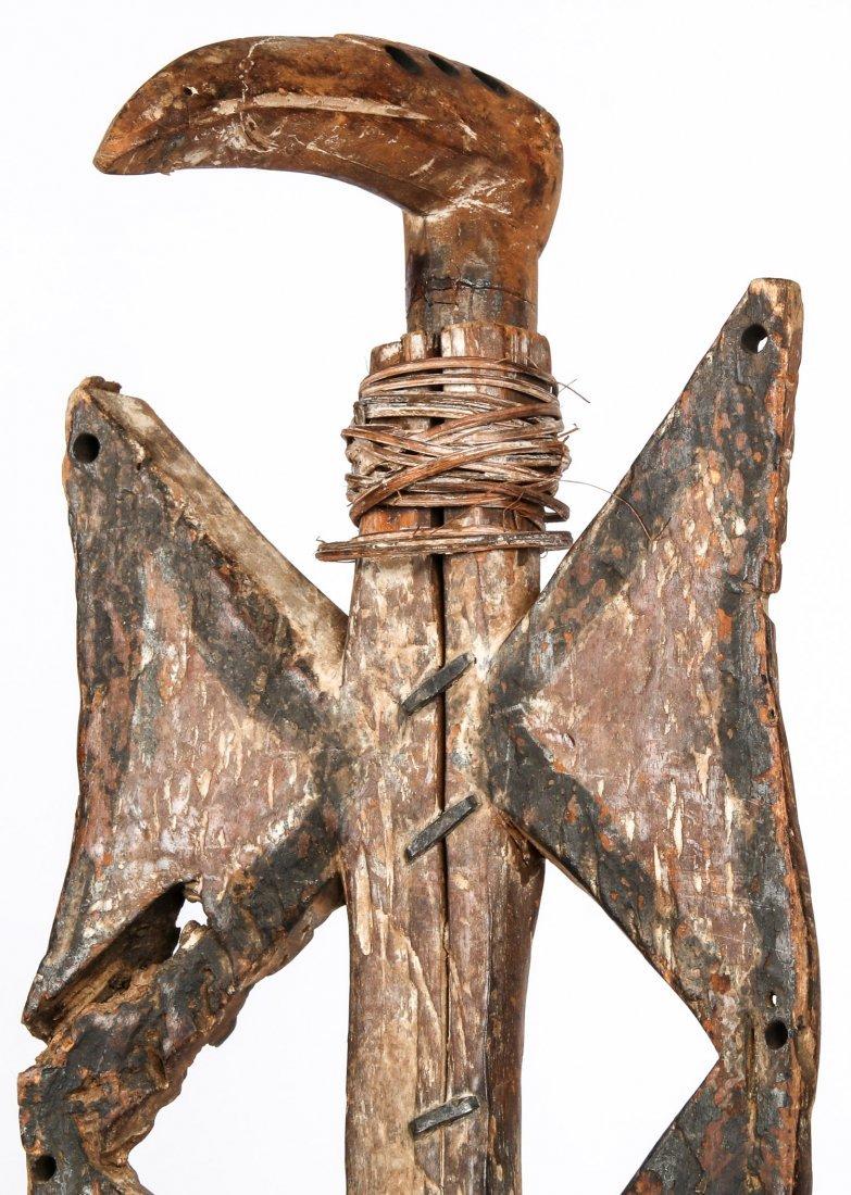 Bobo Nwenka African Plank Mask - 3
