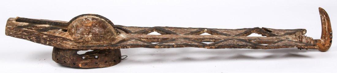 Bobo Nwenka African Plank Mask - 4