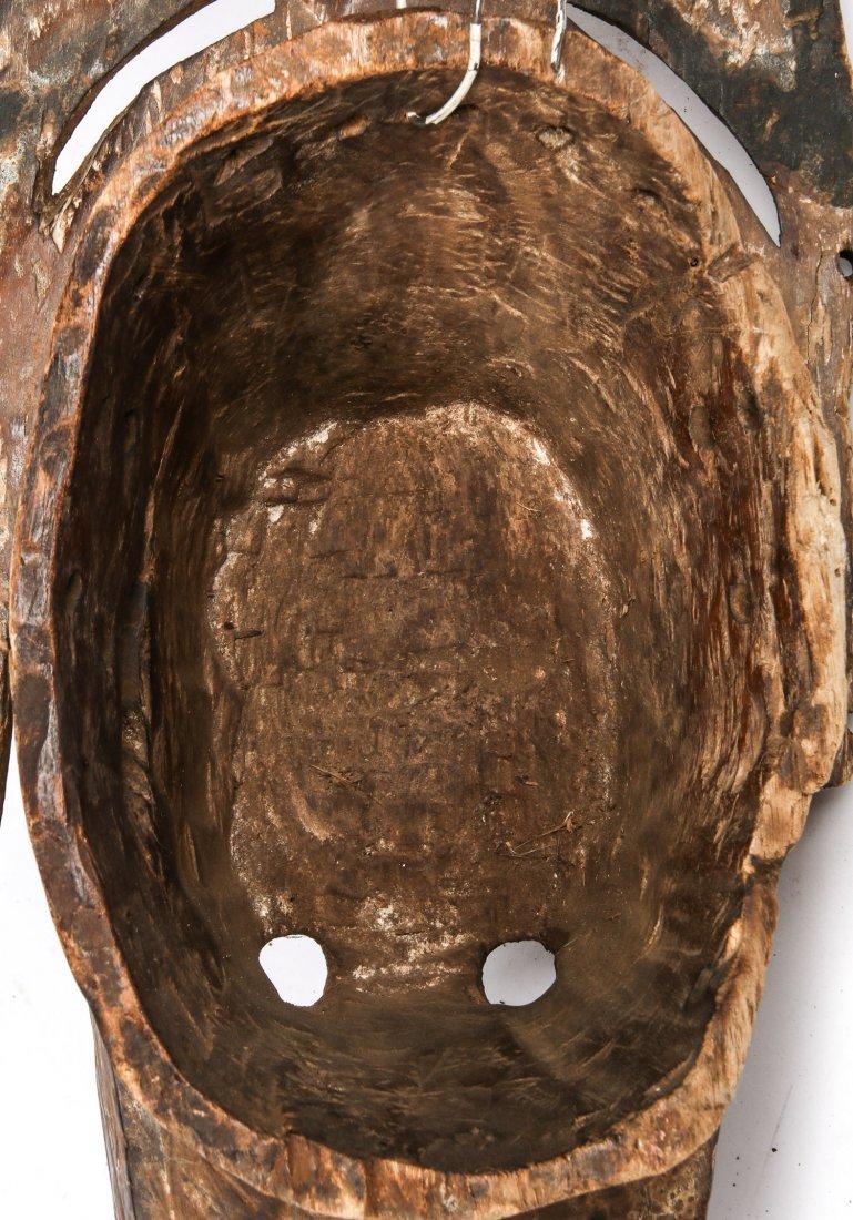 Bobo Nwenka African Plank Mask - 6